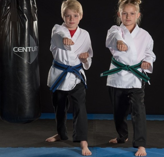 Green & Blue Belt